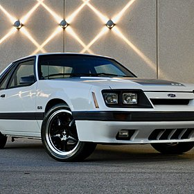 1986 Ford Mustang Hatchback for sale 100819807