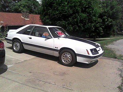1986 Ford Mustang for sale 100838557
