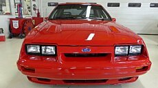 1986 Ford Mustang Hatchback for sale 100912447