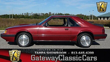 1986 Ford Mustang SVO Hatchback for sale 100927083