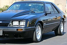 1986 Ford Mustang for sale 100984325