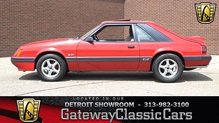 1986 Ford Mustang Hatchback for sale 100986423