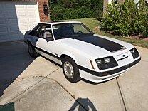 1986 Ford Mustang GT Hatchback for sale 101005792