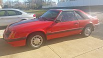 1986 Ford Mustang for sale 100928427