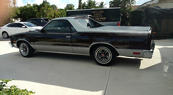 1986 GMC Caballero for sale 101053284
