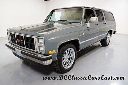 1986 GMC Suburban 2WD for sale 100848947