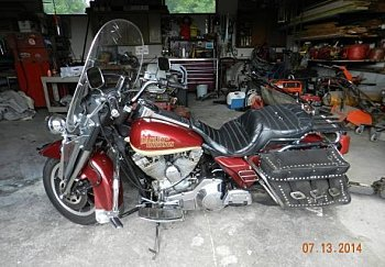 1986 Harley-Davidson Touring for sale 200472243