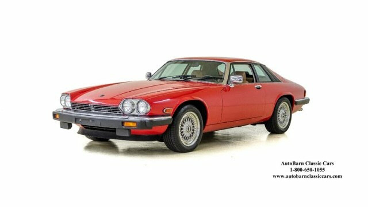 1986 Jaguar XJS V12 Coupe for sale 100873293