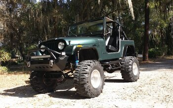 1986 Jeep CJ 7 for sale 100861328