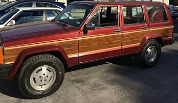 1986 Jeep Wagoneer for sale 100991917