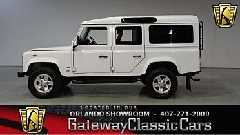 1986 Land Rover Defender for sale 100933763