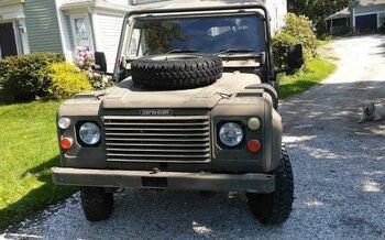 1986 Land Rover Defender 110