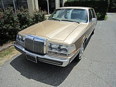 1986 Lincoln Continental for sale 100901936