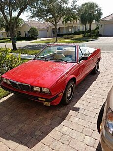 1986 Maserati Spyder for sale 100952733