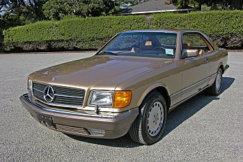 1986 Mercedes-Benz 560SEC for sale 101053823