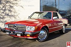 1986 Mercedes-Benz 560SL for sale 100020357