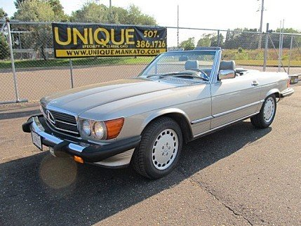 1986 Mercedes-Benz 560SL for sale 100722036