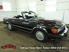 1986 Mercedes-Benz 560SL for sale 100766540