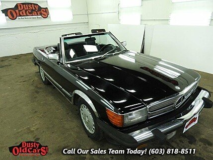 1986 Mercedes-Benz 560SL for sale 100766540