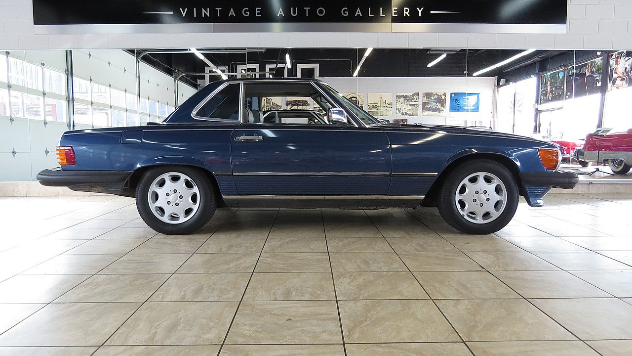 1986 Mercedes-Benz 560SL for sale 100890168