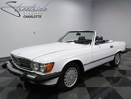 1986 Mercedes-Benz 560SL for sale 100856439