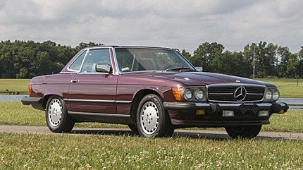 1986 Mercedes-Benz 560SL for sale 100887316