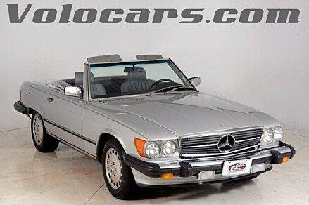 1986 Mercedes-Benz 560SL for sale 100888413
