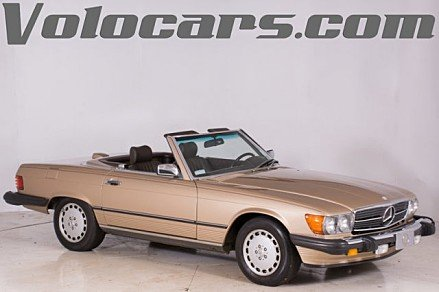 1986 Mercedes-Benz 560SL for sale 100898367