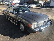 1986 Mercedes-Benz 560SL for sale 100924639