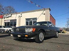 1986 Mercedes-Benz 560SL for sale 100924639