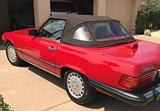 1986 Mercedes-Benz 560SL for sale 100929485