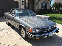 1986 Mercedes-Benz 560SL for sale 100968622