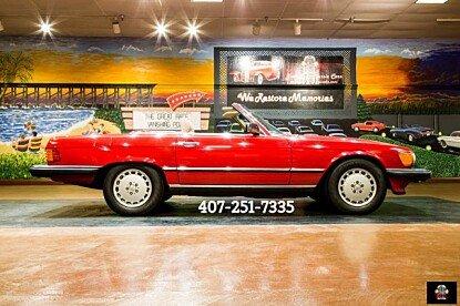 1986 Mercedes-Benz 560SL for sale 100973718