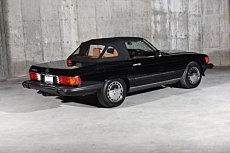 1986 Mercedes-Benz 560SL for sale 100976337