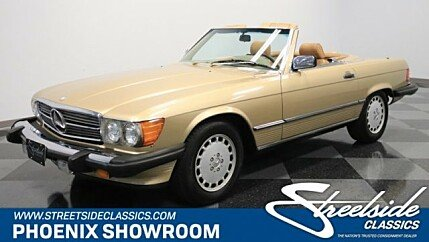 1986 Mercedes-Benz 560SL for sale 100983582