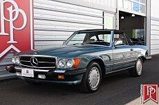 1986 Mercedes-Benz 560SL for sale 100985498