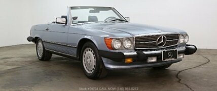 1986 Mercedes-Benz 560SL for sale 100987488
