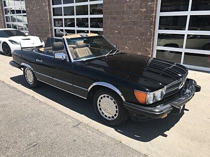 1986 Mercedes-Benz 560SL for sale 100997765