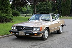 1986 Mercedes-Benz 560SL for sale 101004156