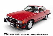 1986 Mercedes-Benz 560SL for sale 101034994