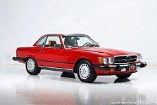 1986 Mercedes-Benz 560SL for sale 101058699
