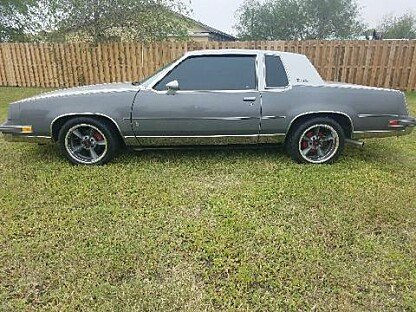 Classic oldsmobile cutlass supremes for sale classics on for 1986 oldsmobile cutlass salon