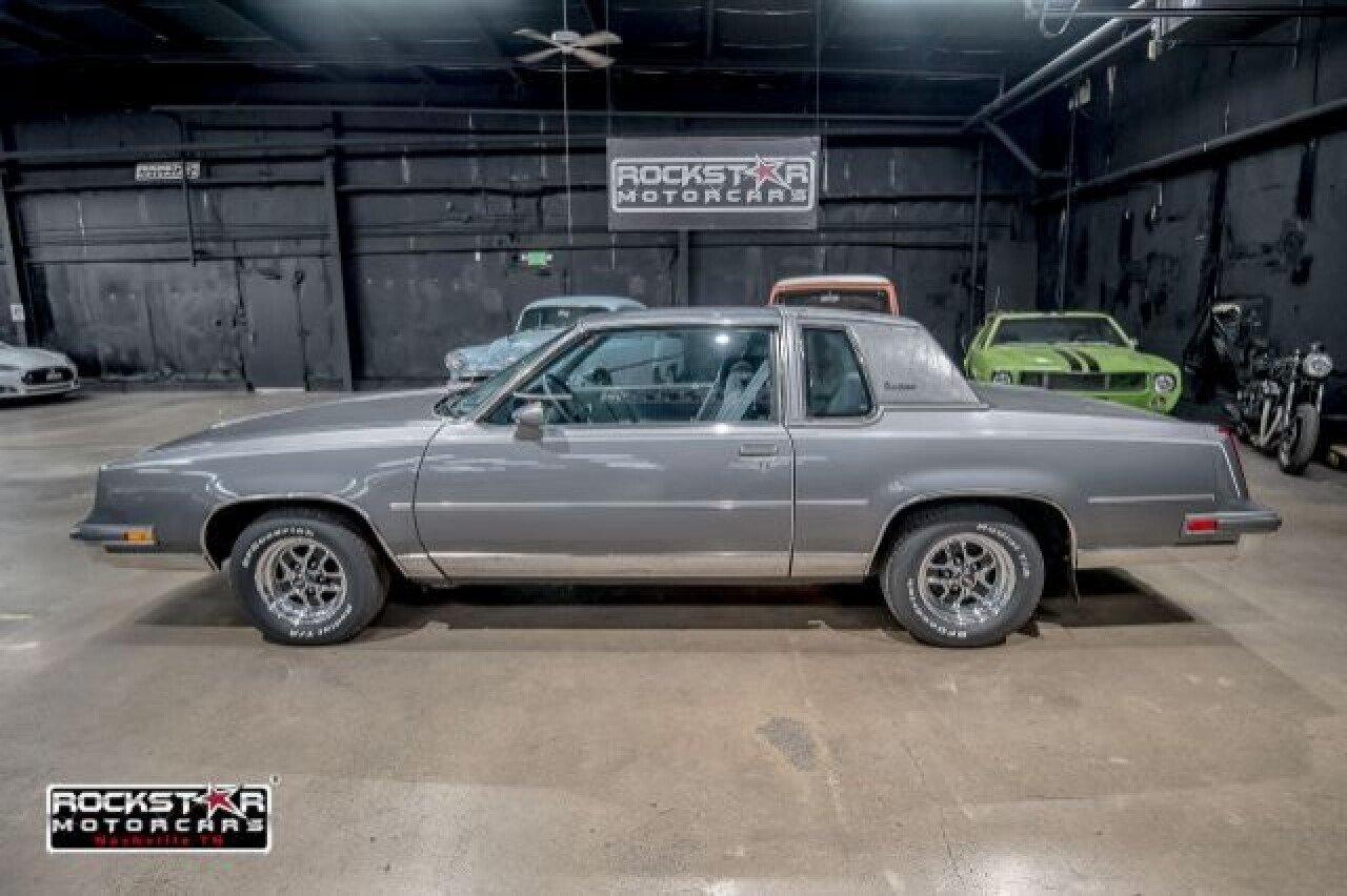 Motorcars Of Nashville >> 1986 Oldsmobile Cutlass Supreme Coupe for sale near ...