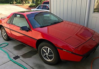 1986 Pontiac Fiero Sport for sale 100910815