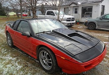 1986 Pontiac Fiero for sale 100943284