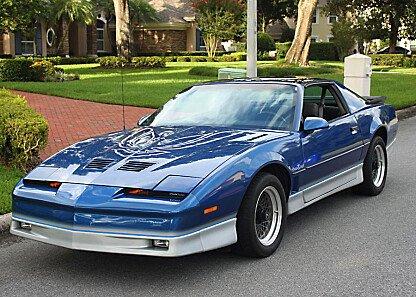 1986 Pontiac Firebird Trans Am Coupe for sale 101022865