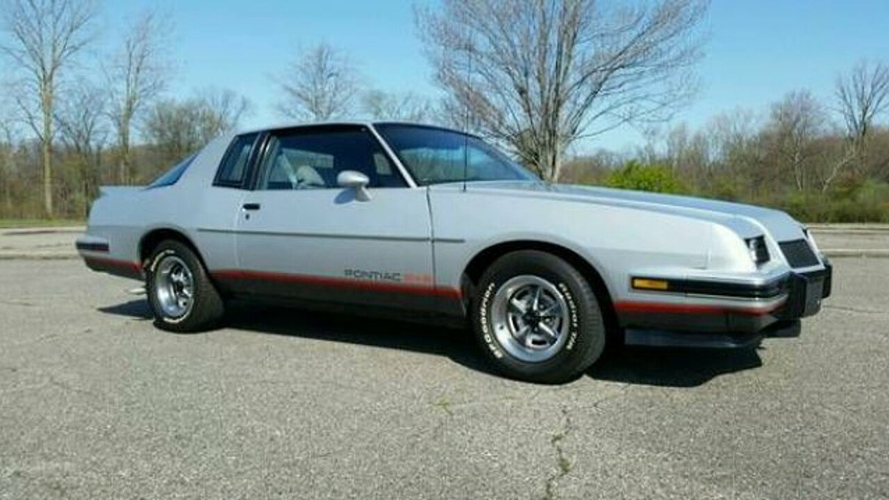 1986 Pontiac Grand Prix for sale 100928643