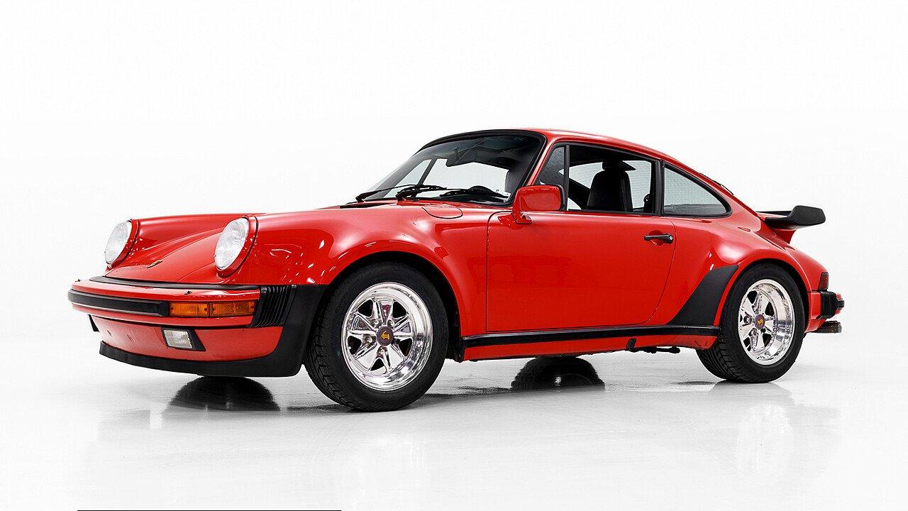 1986 Porsche 911 Turbo Coupe for sale 100917325