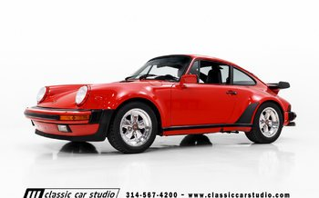 1986 Porsche 911 Turbo Coupe for sale 100917325