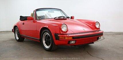 1986 Porsche 911 for sale 100952157